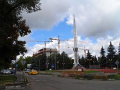 Пересечение улиц Большая Внуковская и 1-я Рейсовая