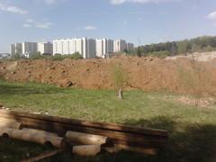 Начато строительство от московского патриархата