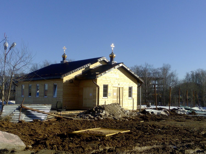 Храм святого Андрея Боголюбского
