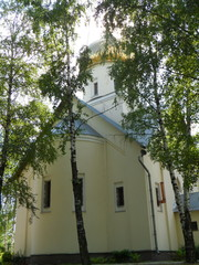 храм Тихона в г.Московский