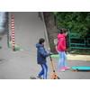 Погода  +8 градусов, Московский  28.06.2014 г., ну очень жаркое лето )