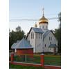Церковь на въезде в город Московский /фото 20.07.2014 г./