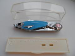 """Сувенирный нож """"Пермская-рыбка"""", цена 3 руб. 30 коп."""
