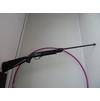 Пневматическое ружьё  ИЖ-22 и обруч
