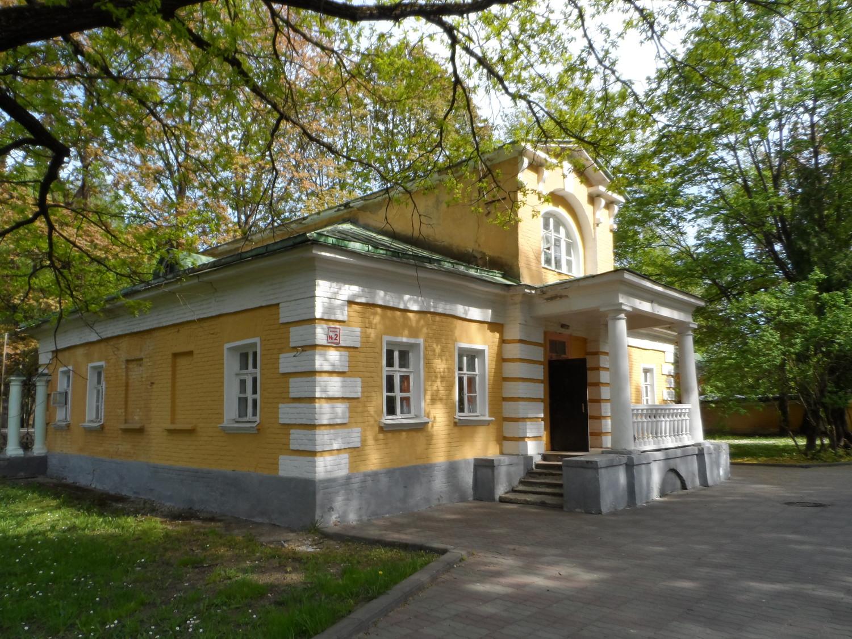 Усадьба Валуево