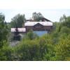 Парк усадьбы Волуево, каскад прудов и дом с панорамным видом (Нижнее Волуево)