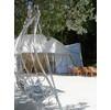 """фото, шатра для торжеств в усадьбе Валуево, за гротом """"охотничьего домика"""""""