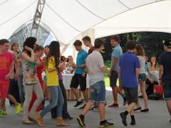Очередная вечеринка в усадьбе Валуево