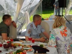 Очередная вечеринка в усадьбе Валуево проходит под контролем ;)