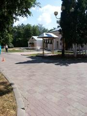 Администрация и церковь в одном здании