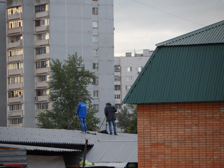 """""""Би регистраторы матча"""" 12.06.2014 г."""