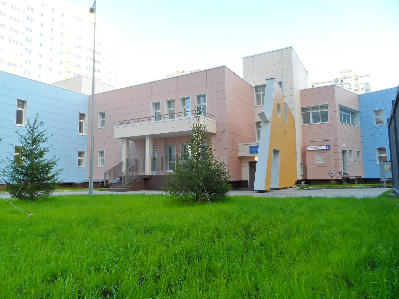 Детский сад, 5 мкр., ул. Никитская 6 к1