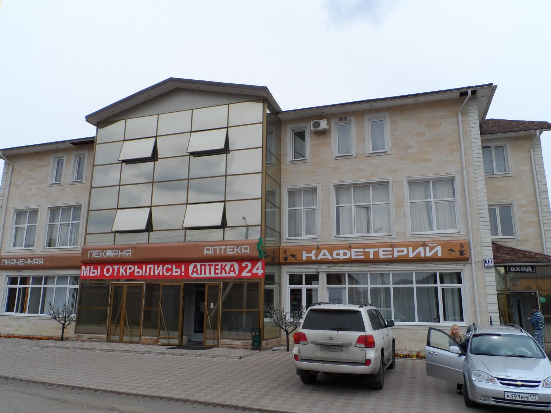 Торгово-гостиничный комплекс