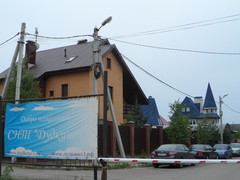 СНТ упирающейся в д. Дудкино