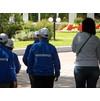 """Участники конкурса """"Безопасное колесо"""" - Москва 2014, на улицах Московского"""