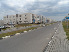 Светлый бульвар