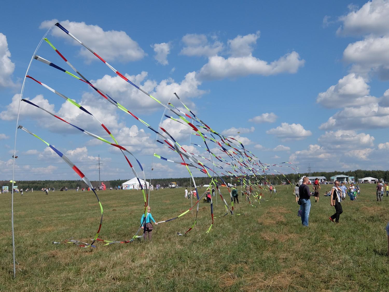 Флаги по ветру