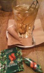 """Самый модный напиток, чай с имбирем, """"Этажи"""" на Лиговском"""