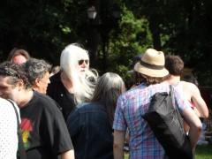 Отцы движения хиппи в Москве (Царицино 1.06.2014)