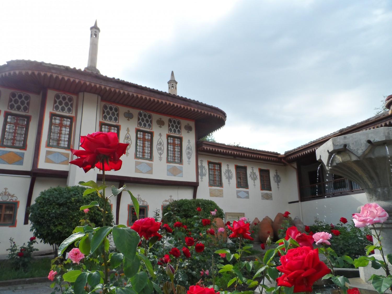 Бахчисарайский дворец-музей