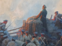 Севастополь, фрагмент панорамы