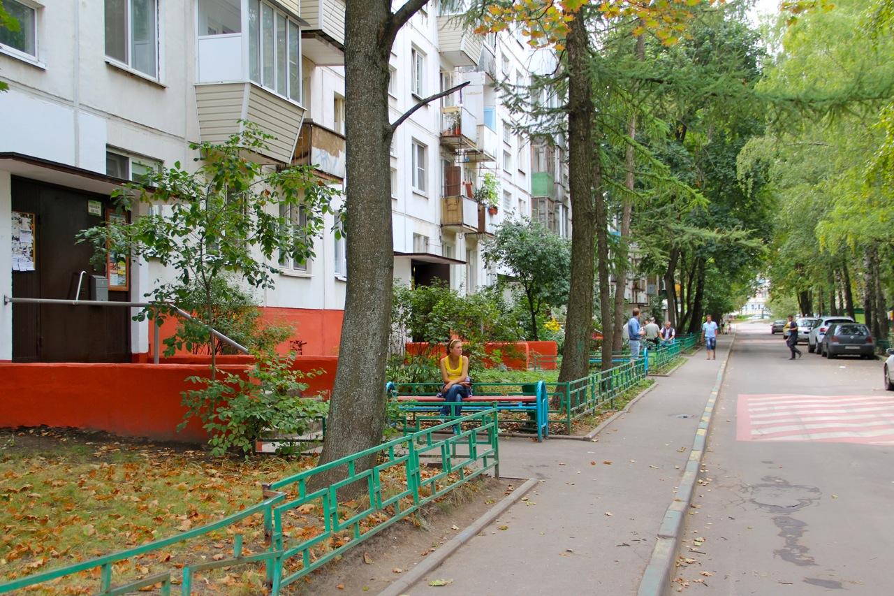 старый Московский