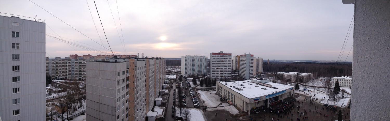 Масленица 2015 в старом Московском