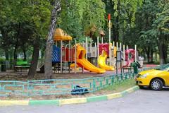 Детская площадка у домов 40, 41