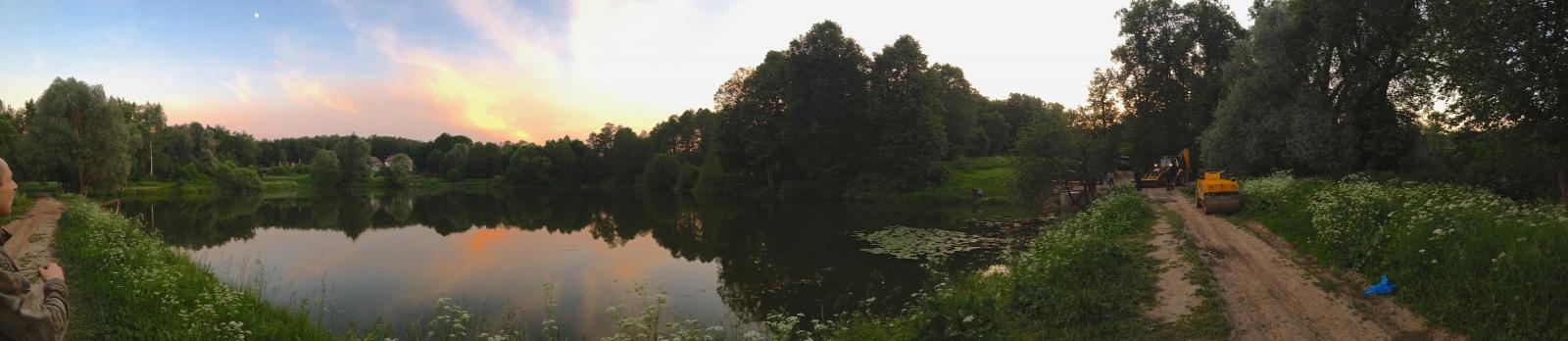 Мешковский пруд