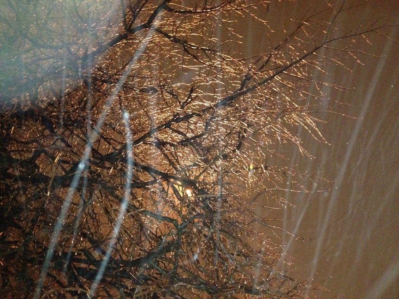 Ледяной дождь и крупа