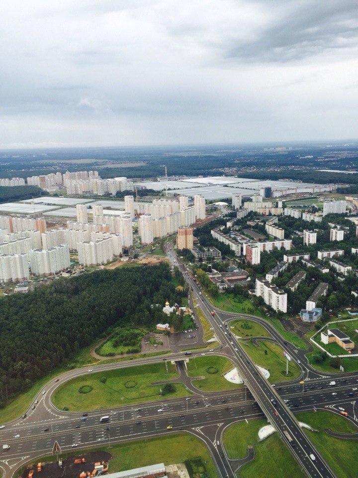 Развязка в Московском