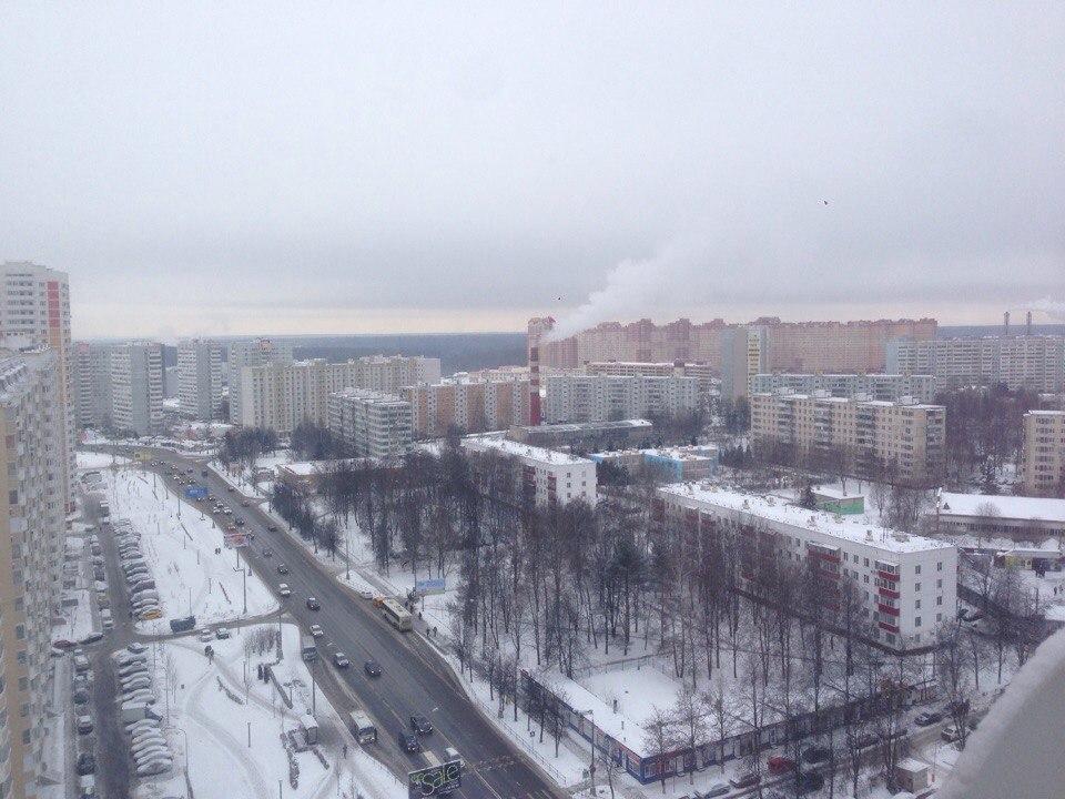 Бульвар-аллея в Московском