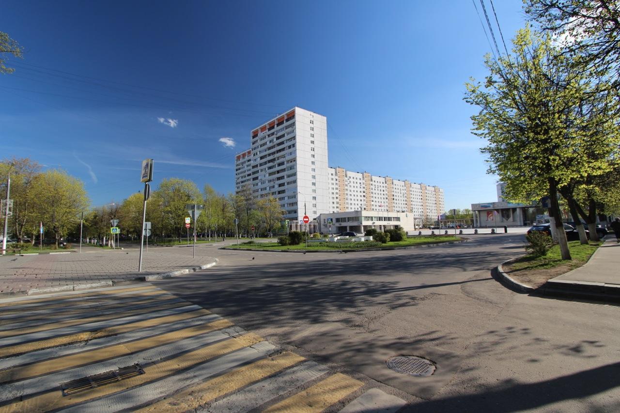 Главная клумба города
