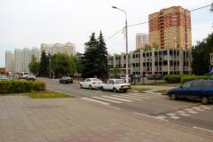 Контора агрокомбината Московский