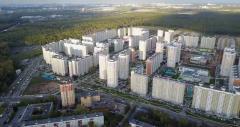 Вид на город Московский