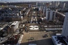 Центральный бульвар мкр.1 город Московский