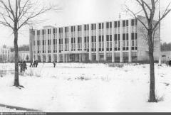 1980 год. Совхоз-комбинат Московский.1 микрорайон д.48