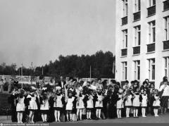 1 сентября 1980 года.Школа № 2