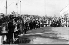 1 сентября 1980 года.Школа № 1